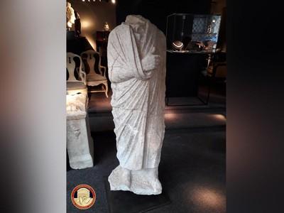 Sedang Tak Bertugas, Polisi Ini Temukan Patung Dicuri Senilai Rp 1,7 M