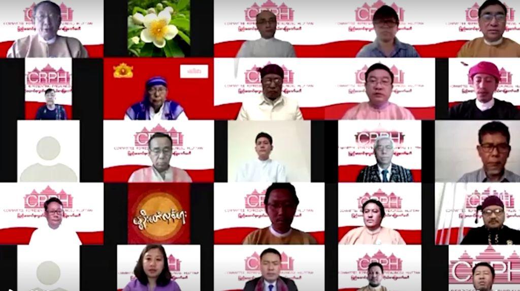 Penentang Kudeta Militer Myanmar Bikin Pemerintahan Baru!