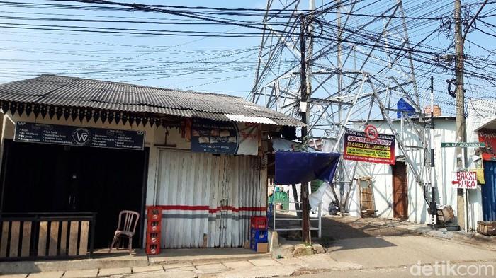 Polisi buru pelaku penyerangan di daerah Kelapa Ijo, Jagakarsa (Rakha/detikcom)