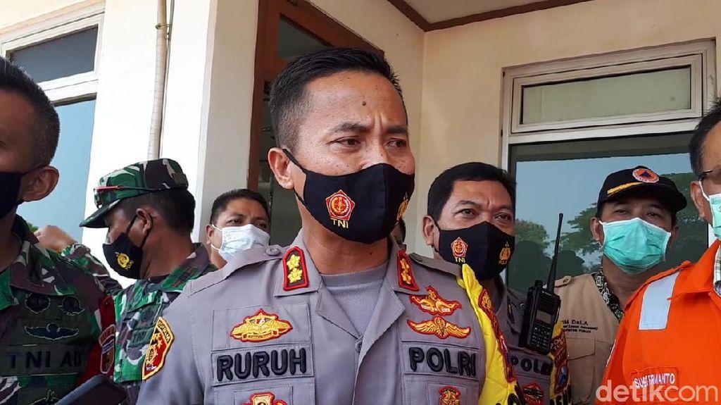 Skema Evakuasi 16 Nelayan Kapal Terbakar yang Diselamatkan di Laut Jawa