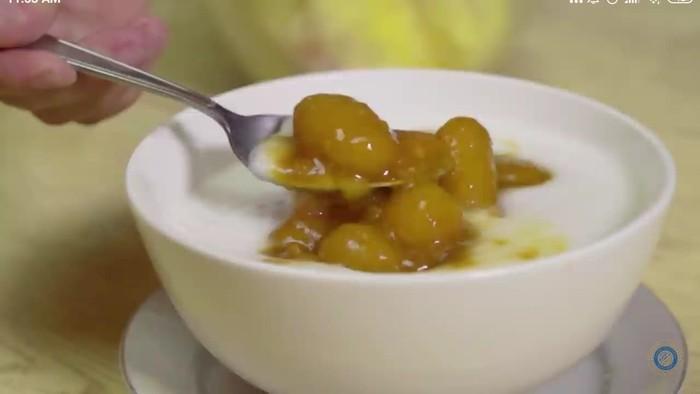 Resep Kolak Biji Salak Durian yang Manis Legit