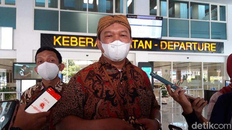 Riyaman, Airport Operation, Services & Security Senior Manager Bandara Adi Soemarmo,