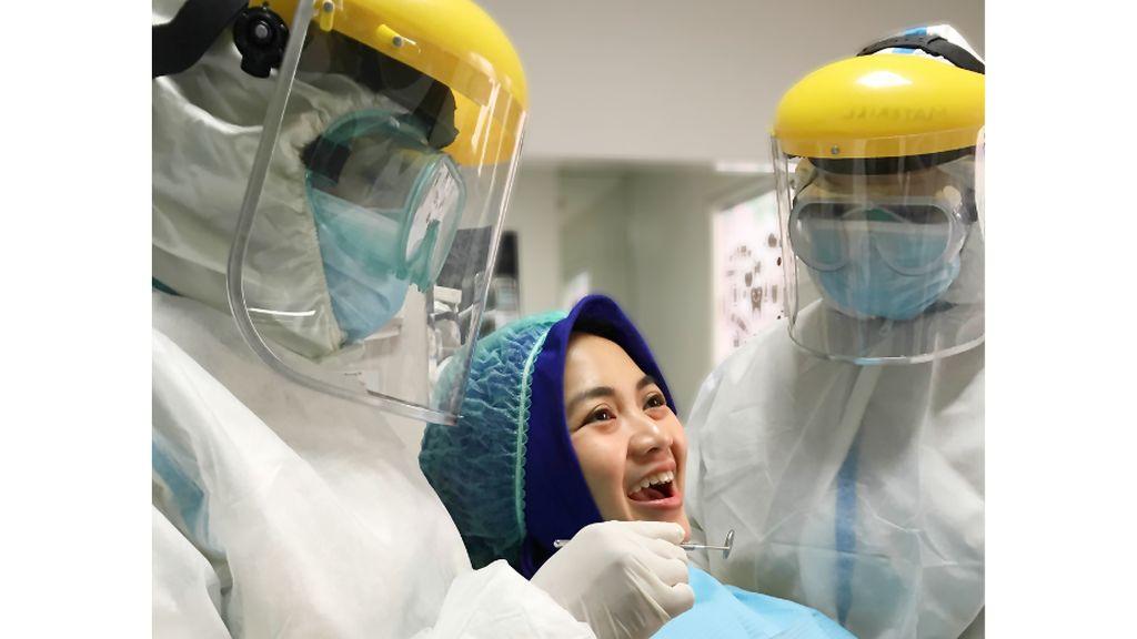 Agar Aman ke Dokter Gigi Saat Pandemi