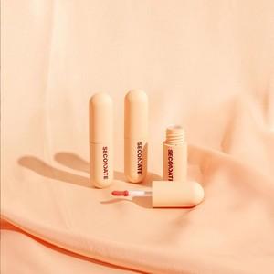 Review: Secondate Milky Gel Lip Tint, Tahan Lama & Nggak Bikin Bibir Kering