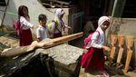 Yuk Simak Foto Kampung Senapan Cipacing