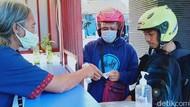 Foto: Masih Banyak Wisatawan Tak Bermasker di Klaten
