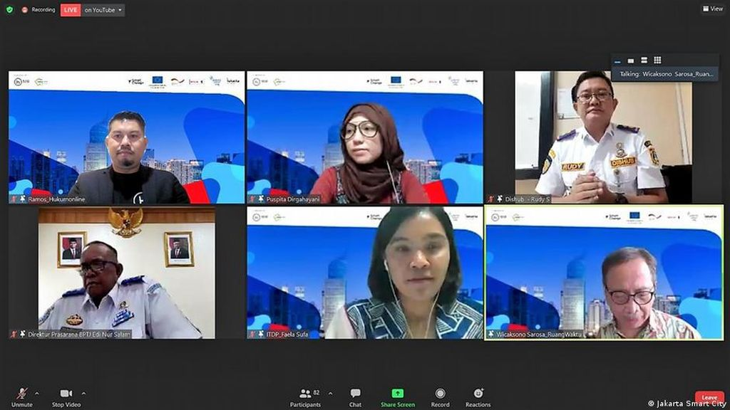 Uni Eropa Dukung Transformasi Jakarta Smart City Lewat Program Smart Change