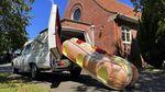 Ada-ada Aja, Peti Mati Bentuk Hotdog Hingga Kapal Layar