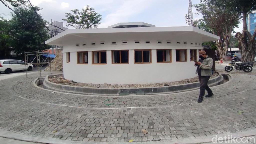 Melihat Bungker Tegalsari yang Direstorasi Pemkot Surabaya dan Sejarahnya