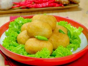 Resep Combro Keju Mozzarella Pedas Terasi