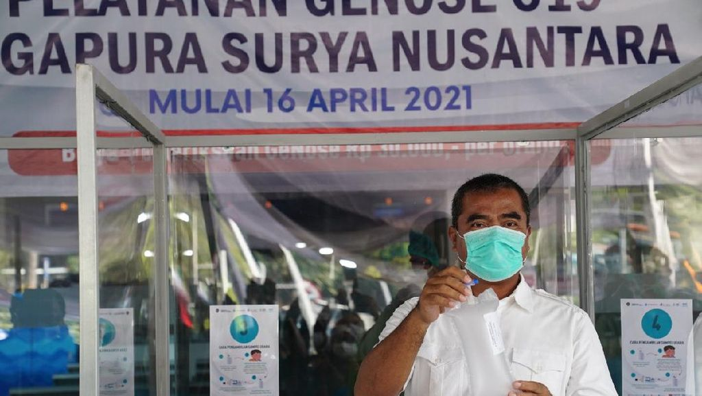 Tes GeNose Tersedia di Pelabuhan Tanjung Perak, Tarif Rp 30 Ribu