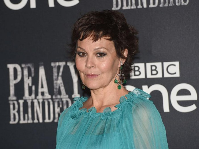 LONDON, ENGLAND - JULY 23: Helen McCrory attends the Peaky Blinders BFI TV Preview at BFI Southbank on July 23, 2019 in London, England. (Photo by Stuart C. Wilson/Getty Images)
