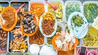 Ini Hukum Membuka Warung Makan di Siang Hari saat Bulan Puasa