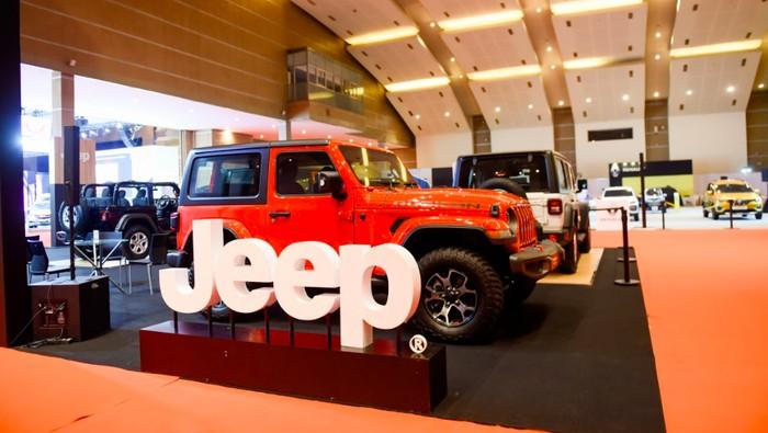 Jeep di IIMS Hybrid 2021