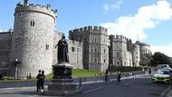 Intip Suasana Kastil Windsor Jelang Pemakaman Pangeran Philip