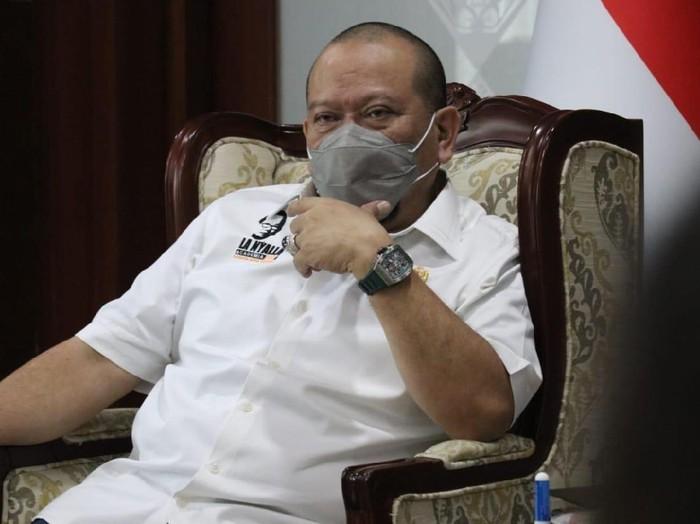 Ketua DPD La Nyalla Mattalitti