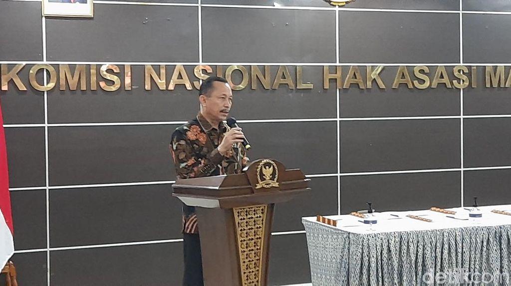 Komnas HAM Kembali Ingatkan Polri soal Rekomendasi Kasus KM 50