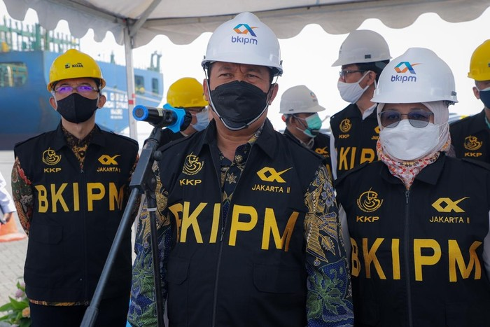 Kementerian Kelautan dan Perikanan (KKP) mendorong produk-produk perikanan dalam negeri bisa bersaing di pasar global.