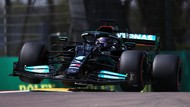 Hasil Kualifikasi F1 GP Emilia Romagna 2021: Hamilton Rebut Pole
