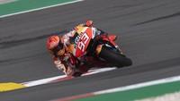MotoGP Portugal: Taktik Marquez Bikin Joan Mir Geram