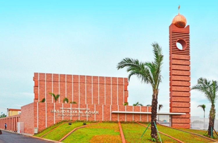Masjid Raya Al-Azhar Summarecon Bekasi