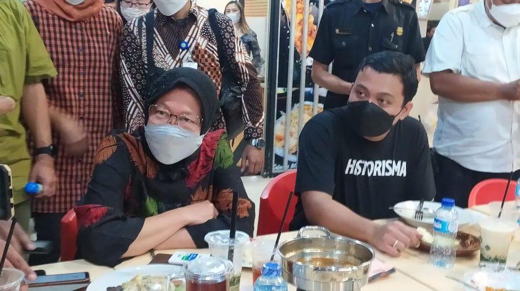Mensos Risma Tak Tahu soal Isu Reshuffle Kabinet Jokowi