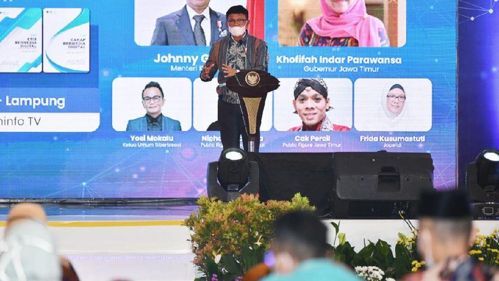 Program Literasi Digital, Kemenkominfo Siapkan 3 Langkah Ini