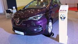 Akhirnya Mobil Listrik Terlaris Renault Zoe Diboyong ke Indonesia