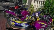 Balap Liar Jelang Sahur di Pondok Indah-Jakbar, 11 Motor Diangkut
