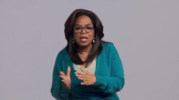 Pesta Taco! Oprah Winfrey Bagi-Bagi Taco Setelah Selesai Vaksin