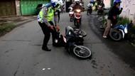 Polisi Bubarkan Balap Liar Selepas Sahur di Kabupaten Bandung
