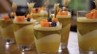 Resep Puding Mangga Yoghurt yang Manis Menyegarkan