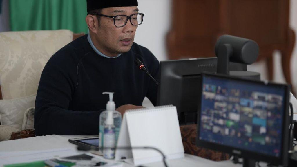 Ridwan Kamil Luruskan Berita Soal Tersangka KPK Siti Aisyah Kakak Iparnya