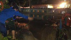 Tanggul Jebol, Perumnas 1 Depok Tergenang 30 Cm