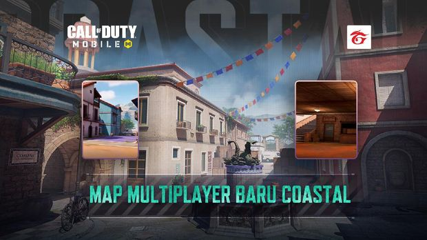 Yuk Kenalan 2 Map Terbaru di Season Update Call of Duty: Mobile
