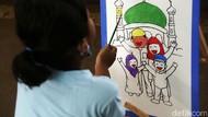 Anak-anak Ini, Isi Puasa dengan Penuh Warna