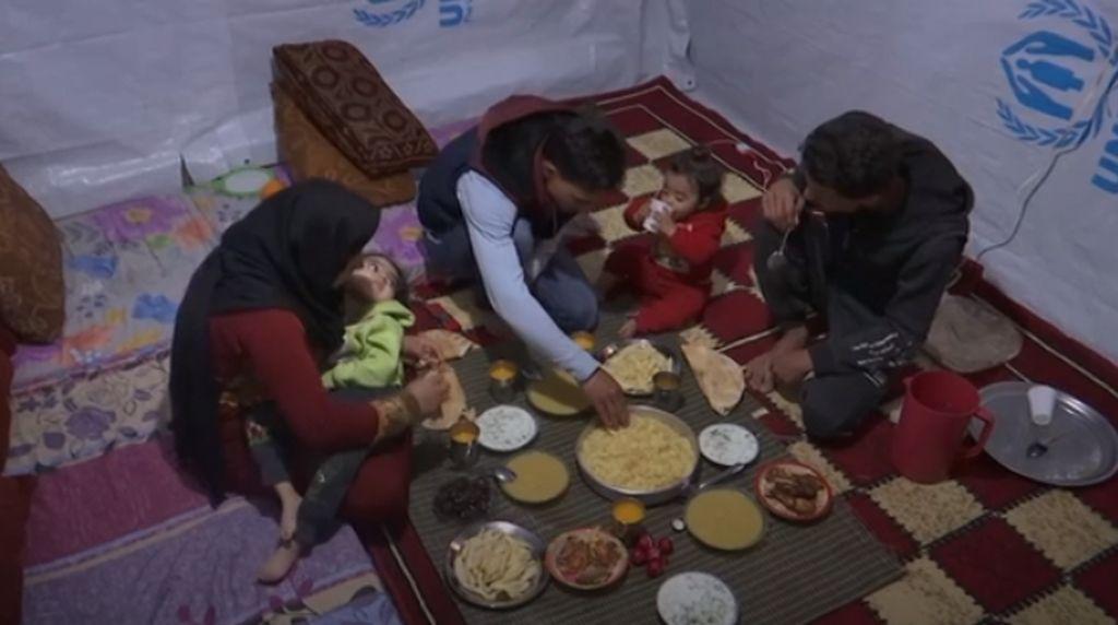 Beratnya Ramadhan Dirasakan Pengungsi Suriah di Lebanon