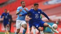 Turun Minum, Chelsea Vs Man City Masih 0-0