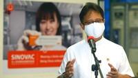 Menkes Angkat Bicara Soal Vaksin Nusantara: Debatnya di Jurnal Saja