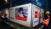 Enam Juta Dosis Vaksin Sinovac Tiba di Indonesia