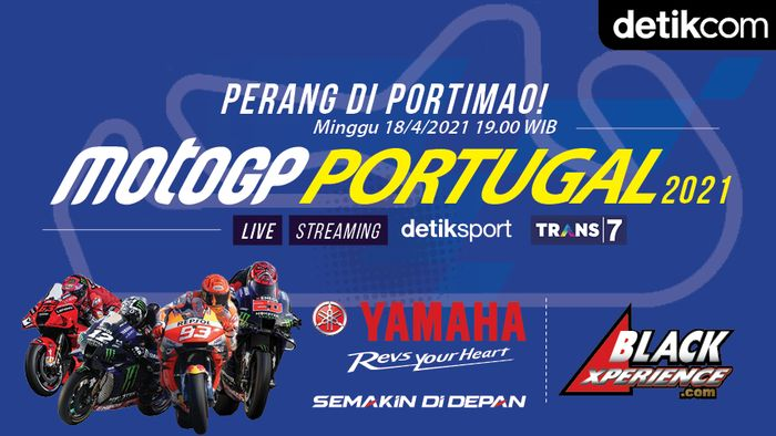 Infografis MotoGP Portugal