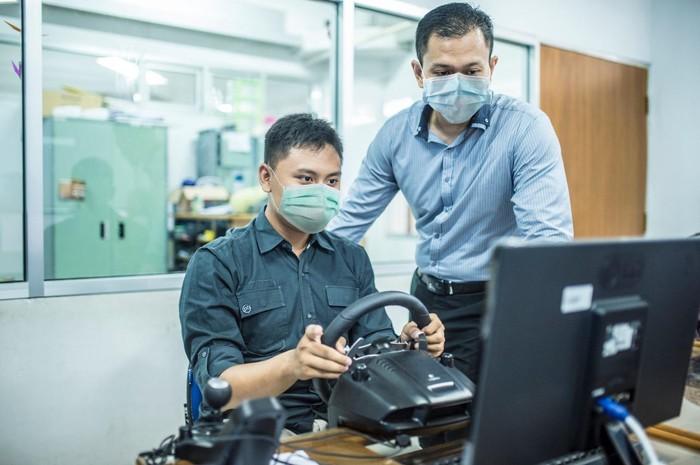 Laboratorium Informatika UK Petra Surabaya