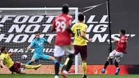MU Vs Burnley: Greenwood Dua Gol Setan Merah Menang 3-1