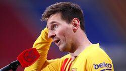 Ayah Messi Terlihat di Barcelona, Terkait Pembahasan Kontrak?