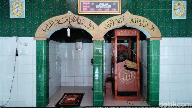 Masjid Jami Darussalam Majalengka