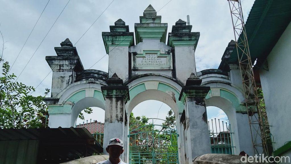 Berkunjung ke Masjid Kuno Klaten Hadiah PB X pada Tabib Kerajaan
