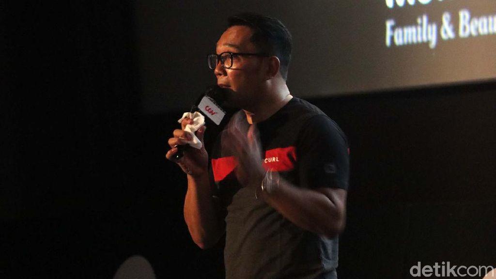 Ridwan Kamil Kekeuh Bantah Siti Aisyah Kakak Iparnya