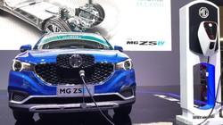 Morris Garages ZS EV Meluncur di RI Tahun Ini, Jadi Penantang Hyundai Kona