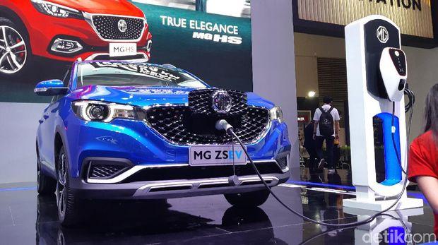 Morris Garages ZS EV