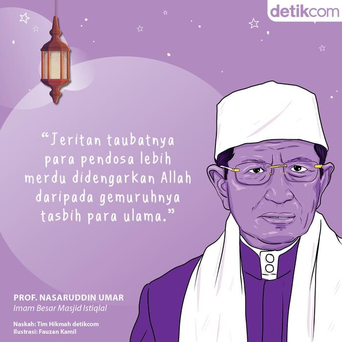 Mutiara Ramadhan Prof Nasaruddin Umar